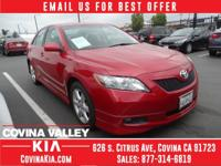 SPRING SAVINGS EVENT! Camry Recent Arrival! Barcelona