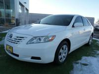 NICE OLDER TOYOTA CAMRY THAT IS LOT READY AND ROAD