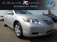 CarFax One Owner! This Toyota Camry is CERTIFIED! Low