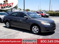 Come see this reliable 2007 Toyota Camry . Variable