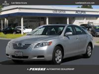 This 2007 Toyota Camry 4dr 4dr Sdn I4 Auto LE Sedan