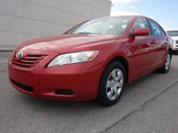 2007 Toyota Camry Sedan I4 Auto LE Our Location is: