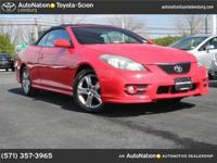 2007 Toyota Camry Solara Our Location is: AutoNation