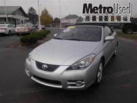 Convertible Clean Carfax and Navigation System. Metro