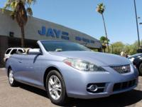 Options:  2007 Toyota Camry Solara Convertible 2Dr Conv