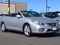 This 2007 Toyota Camry Solara SLE comes with Gray