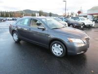 Options:  2007 Toyota Camry Le|Magnetic Gray/|V6 3.5L