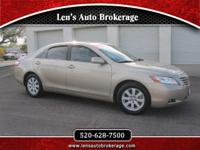 Options:  2007 Toyota Camry Loaded Up Xle Toyota Camry!