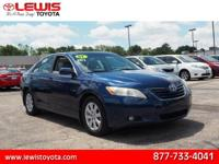 Options:  2007 Toyota Camry Xle|Xle V6 4Dr