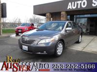 Options:  2007 Toyota Camry Xle|The Camry Was Totally