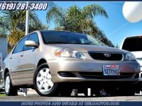 2007 Toyota Corolla 4 Door Sedan 4dr Sdn Auto LE Our