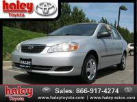 Options Included: N/AHaley Toyota of Richmond is