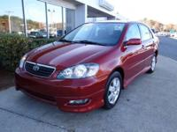 Locally traded and well maintained. The tires on the
