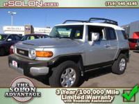 2007 Toyota FJ Cruiser 4 Door BASE Our Location is: