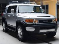 Titanium Metallic FJ Cruiser 4WD, Check out the Clean