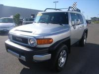 Options Included: N/A2007 Toyota FJ Cruiser 4X4.