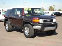 Description 2007 TOYOTA FJ CRUISER 4 wheel disc