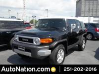 2007 Toyota FJ Cruiser Our Location is: AutoNation Ford