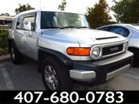 2007 Toyota FJ Cruiser Our Location is: AutoNation
