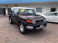 This 2007 Toyota FJ Cruiser  is proudly offered by Big