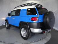 Options:  2007 Toyota Fj Cruiser 4Dr 2Wd At|Voodoo