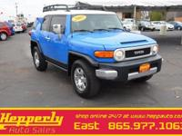 4x4, Recent Arrival! 2007 Toyota FJ Cruiser. FREE 3/3