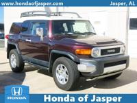 Options:  2007 Toyota Fj Cruiser 4Wd 4Dr|4 Wheel