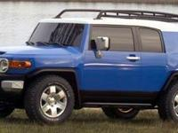 This workhorse SUV, with its grippy 4WD, will handle