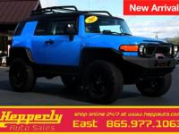 Recent Arrival! Clean CARFAX. This 2007 Toyota FJ