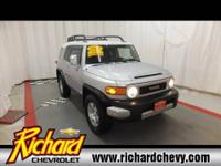 Great for on and off the road! This 4WD SUV has plenty