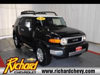 Only One Owner on this spotless 4WD SUV! Features