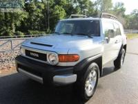 FJ Cruiser trim. REDUCED FROM $22,959! CD Player,
