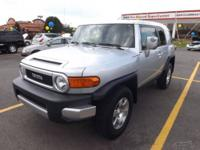 2007 Toyota FJ Cruiser SUV Our Location is: Orr
