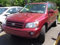 2007 Toyota Highlander Limited SUNROOF/MOONROOF,