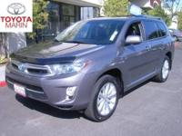 Hello all! I have my 2007 Toyota Highlander Hybrid