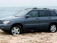 2007 Toyota Highlander Hybrid Limited. Preferred