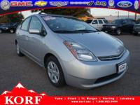 2007 Toyota Prius 5 Door Liftback Our Location is: Korf