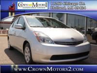 GREAT PRICE!! EXCELLENT FUEL ECONOMY!! CARFAX ONE