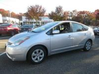 Low Miles! This 2007 Toyota Prius Pkg #5 will sell fast