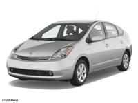 Options:  2007 Toyota Prius Base|4Dr Hatchback|When