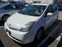 Recent Arrival! 2007 Toyota Prius LeatherClean CARFAX.