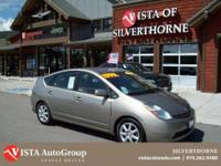 This 2007 Toyota Prius has a clean CARFAX and is a