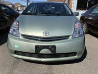 Don't miss this Great one owner prius at a very