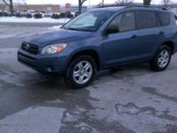 spick-and-span low mile 07 rav 4 4wd!!!!! looks and