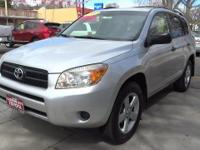Check out this 2007 Toyota RAV4 Base. Its Automatic