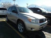 Scores 28 Highway MPG and 21 City MPG! This Toyota RAV4