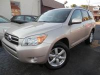 LOADED AND SHARP RAV4 !!!! LIMITED !!! 4X4 !!! POWER