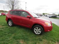 Pristine Condition RAV4 Limited, 4WD, Sunroof and much