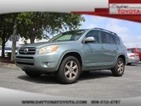 2007 Toyota RAV4 Limited, *** FLORIDA OWNED VEHICLE ***