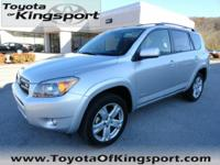 Description 2007 TOYOTA RAV4 MP3 Player, Power